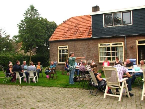Wilma van Manen en Wim Krouwel(2)